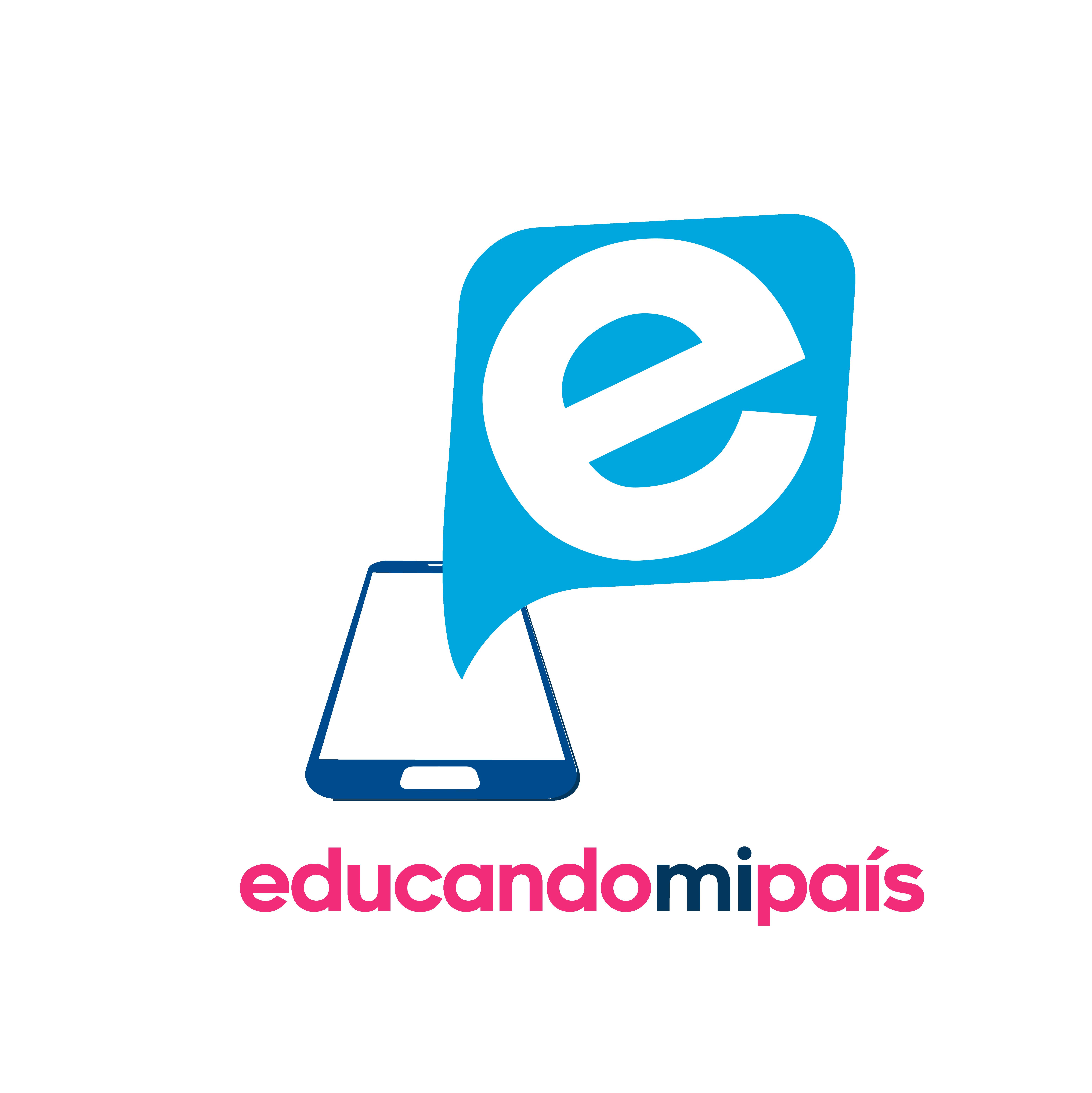 EDUCANDO MI PAIS logo